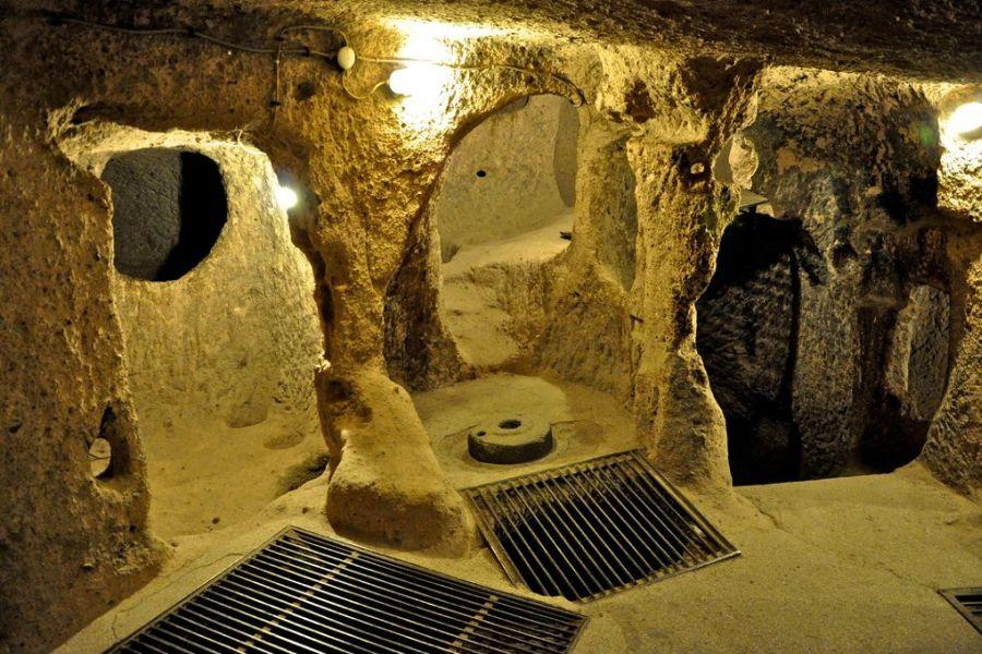 Cappadocia Kaymakli Underground City