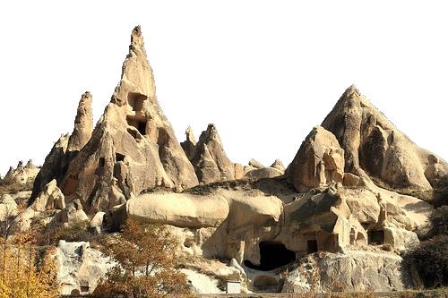 Goreme Monastery Cappadocia TURKEY