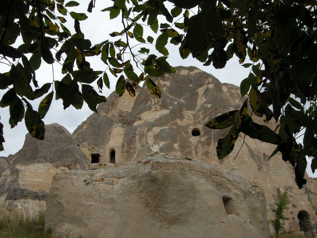 Keslik Mosantery Cappadocia