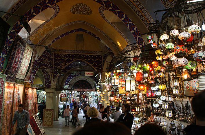 Bazaar_Istanbul
